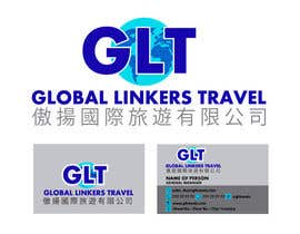 #25 for Design a Logo for Global Linkers Travel Limited by Vancliff