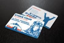 Design some Business Cards for Mad Yeti Design için Graphic Design102 No.lu Yarışma Girdisi