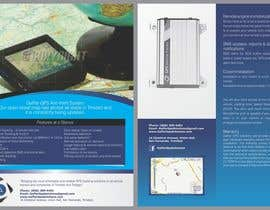 #9 for Design a Brochure for a GPS Anti-theft System by barinix