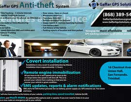 #19 for Design a Brochure for a GPS Anti-theft System by uniqmanage