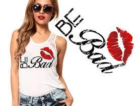 "#37 para Design a T-Shirt for ""Be Bad"" Design por ralfgwapo"