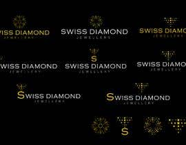 #53 for Design a symbol for a Swiss Diamond Jewellery brand - combining stars and diamonds as a symbol af AAlphaCreative