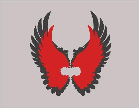 Bài tham dự cuộc thi #25 cho Design a pair of angel wings for baby clothing