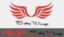 Bài tham dự #55 về Graphic Design cho cuộc thi Design a pair of angel wings for baby clothing
