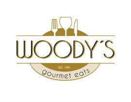 #37 for Woody's Gourmet Eats by Valerie6