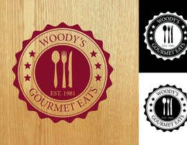 #17 for Woody's Gourmet Eats by rnkavil