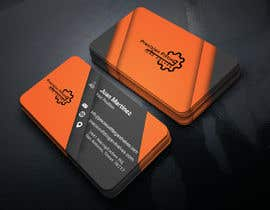 #232 untuk Design Business Cards For Oil and Gas company oleh toufiqul57