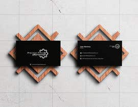#269 untuk Design Business Cards For Oil and Gas company oleh shakilgd01811411