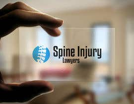 nº 10 pour Design a Logo for Spine Injury Lawyers par Naumovski