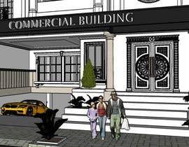 Nro 43 kilpailuun Commercial Building Design käyttäjältä triaramadhani34