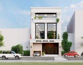 Nro 14 kilpailuun Commercial Building Design käyttäjältä CaesarEj