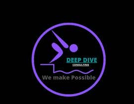 #236 for Logo Graphic design with word mark and tagline included for my organisation Deep Dive Consulting. I would expect brandname if you can think of for Deep Dive Consulting. by tushar2809