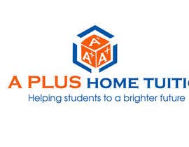 #32 untuk Design a Logo for A Plus Home Tuition oleh Kavinithi