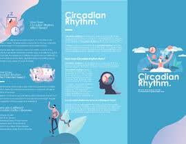 Nro 95 kilpailuun Make a Tri-fold Brochure for Sleep Disorder käyttäjältä feyzardrhenal