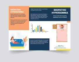 Nro 27 kilpailuun Make a Tri-fold Brochure for Sleep Disorder käyttäjältä imtiazimti