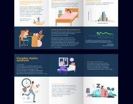 Nro 40 kilpailuun Make a Tri-fold Brochure for Sleep Disorder käyttäjältä diconlogy