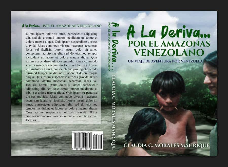 Penyertaan Peraduan #                                        69                                      untuk                                         CREAR PORTADA DE LIBRO (RELATO DE VIAJE) para publicar en Kindle (KDP - en Amazon)