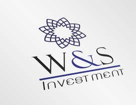 #29 untuk Design a Logo for W&S Investments oleh webcreateur
