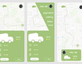 khanma886 tarafından On demand Truck share ride mobile app için no 38