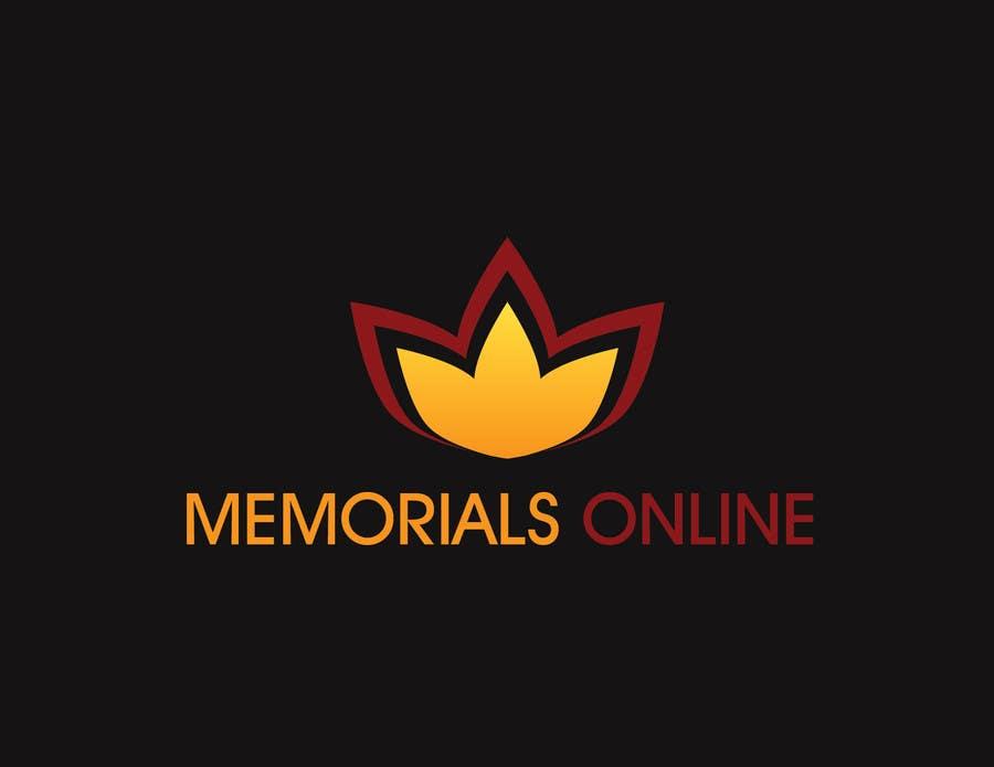Contest Entry #                                        18                                      for                                         Design a Logo for memorials online