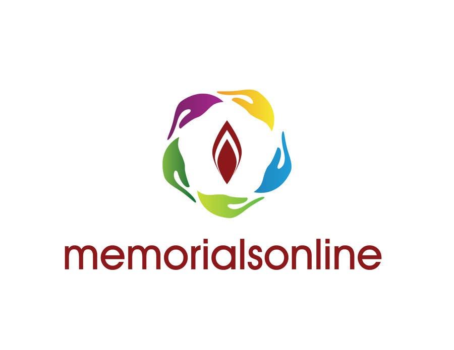 Contest Entry #                                        19                                      for                                         Design a Logo for memorials online