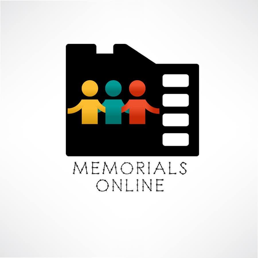 Contest Entry #                                        13                                      for                                         Design a Logo for memorials online