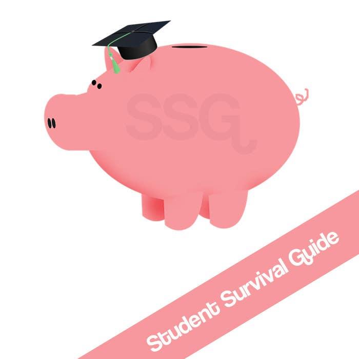 Konkurrenceindlæg #                                        9                                      for                                         Design a Logo for studentsurvival guide