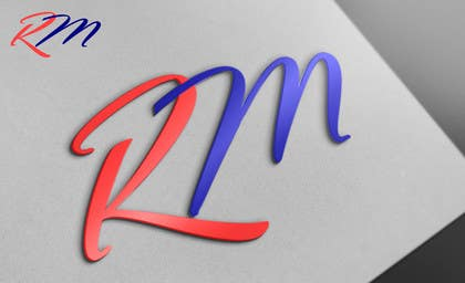 #49 untuk Design a Logo for RM -- 2 oleh Saranageh90