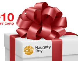 #13 for Design a $10 Gift Card for an Adult Store af dchanyyz