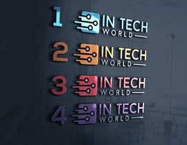 nº 323 pour Logo inTech par mozibulhoque666