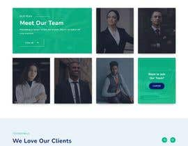 nº 99 pour Website Design for a company page par contrivance14