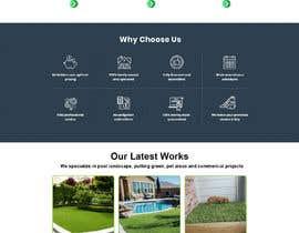 nº 81 pour Website Design for a company page par carmelomarquises