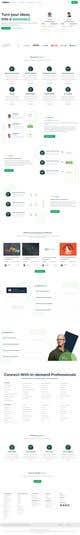 Website Design des proposition du concours n°96 pour Website Design for a company page