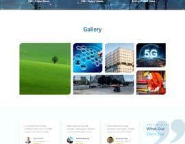 nº 82 pour Website Design for a company page par developerhafizur