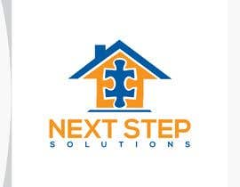 nº 668 pour Create a logo for Next Step Solutions par sohelranafreela7