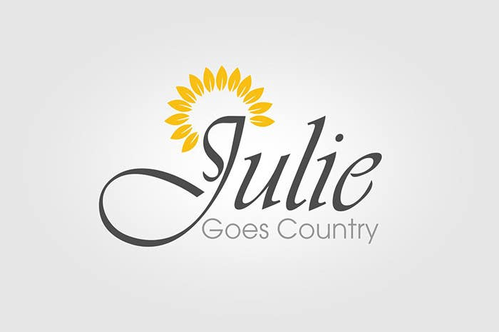 Konkurrenceindlæg #                                        17                                      for                                         Design a Logo for Julie Goes Country