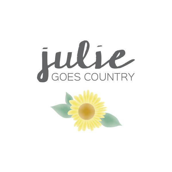 Konkurrenceindlæg #                                        50                                      for                                         Design a Logo for Julie Goes Country