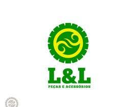 #40 for New Logo for L&L Peças e Acessórios af RuslanDrake