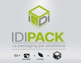 nº 137 pour Créer / Designer notre futur logo [IDIPACK] par moun06