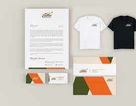 #5 para Corporate Identity for my Webstore company Logo and elements attached por MLanouar