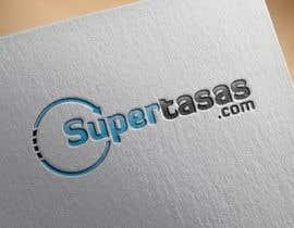 #29 untuk Design Logo for Supertasas.com/Diseñar Logo para Supertasas.com oleh tolomeiucarles