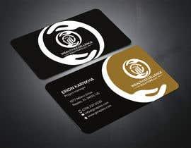nº 1110 pour business card par Nurnnabi65