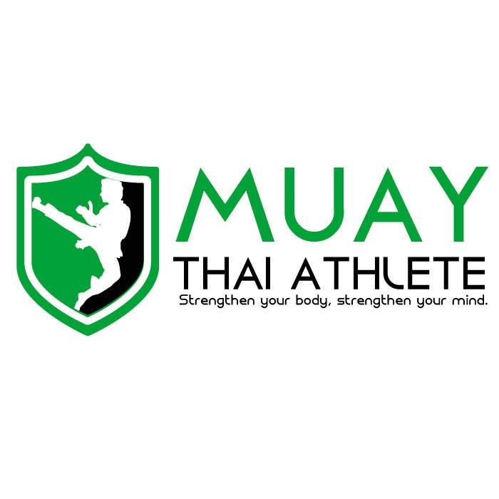 Inscrição nº 3 do Concurso para Design a Logo for MuayThaiAthlete.com