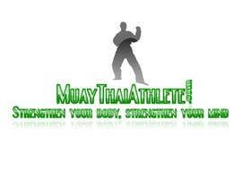 #1 para Design a Logo for MuayThaiAthlete.com por DenisStelistu