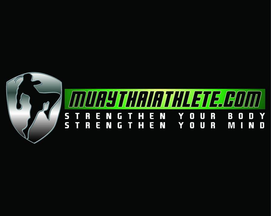 Inscrição nº 13 do Concurso para Design a Logo for MuayThaiAthlete.com