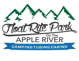 #23 para Design a new Logo for Float Rite Park on the Apple River por crystalbabington