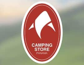 #2 for Camping Stickers by Herditio
