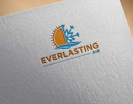 #962 para Everlasting Air logo design por Futurewrd