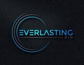 #684 para Everlasting Air logo design por jannatun394