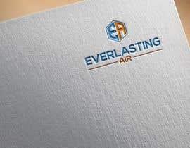 #957 para Everlasting Air logo design por rafiqtalukder786